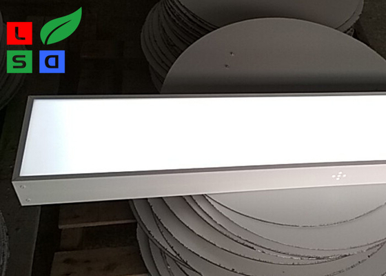1200W X 200Hx 80D LED Shop Wyświetlacz LED Light Box Indoor Use jednostronny biały